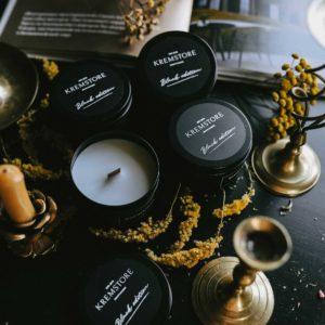 Свеча Oriental Amber Kremstore