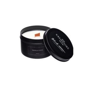 Натуральные свечи vanilla Kremstore