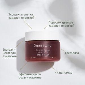 Крем-маска Sandawha